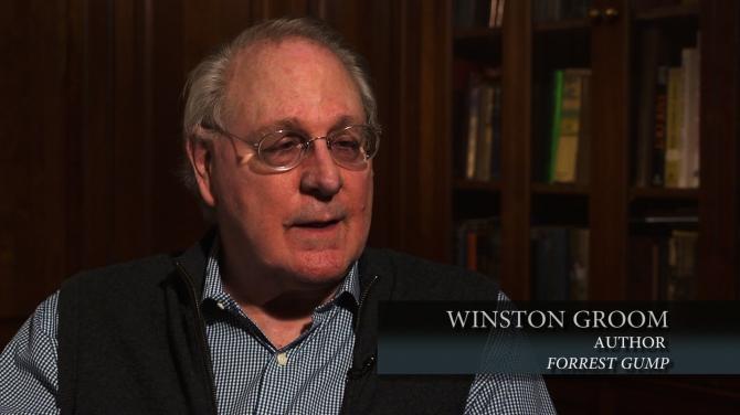 Groom, Winston