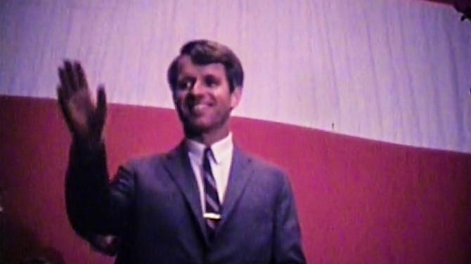 Kennedy, Robert F. at Vanderbilt